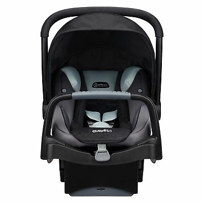 Evenflo New Safemax Infant Baby Car Seat (Shiloh)- Free Shipping