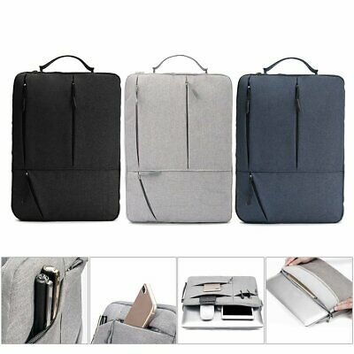 "Laptop Sleeve Case Carry Bag For 11"" 13"" 15"" Macbook Air/Pro Lenovo Dell HP ASUS"