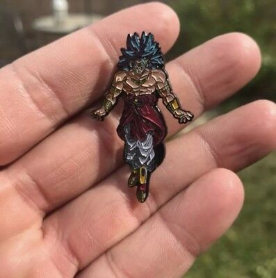 Pinerdz Broly Pin