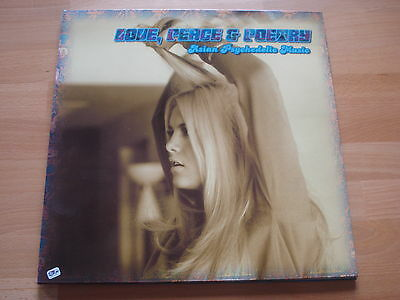 Love, Peace & Poetry - Asian Psychedelic Music - LP - FOC