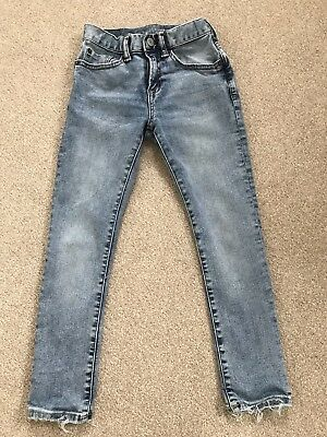Gap Boys Denim Jeans Trousers 7 Years
