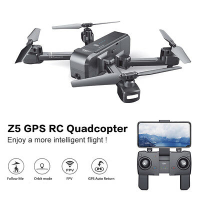 Eelfie GPS RC Drone 720P Camera WiFi FPV Quadcopter Helicopter VS XS812 B5W X16