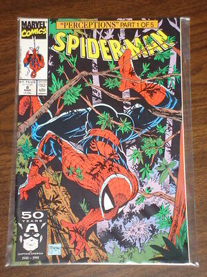 Spiderman #8 Vol1 Marvel Comics Spidey March 1991
