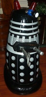 Vintage Inflatable Dalek Doctor Who 4 1/2ft tall