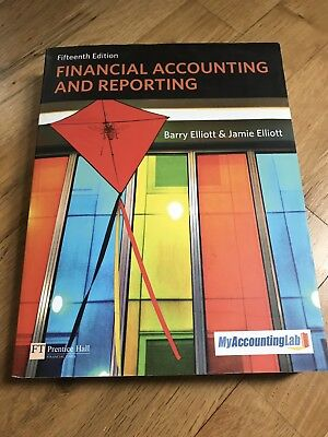 Fifteenth Edition Financial Accounting And Reporting