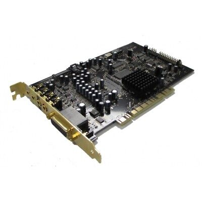 Creative Labs SB0460 X-FI Sound Blaster PCI Sound Card