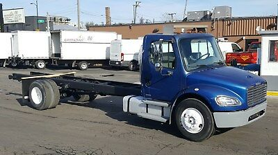 2005 Freightliner M2 Cab Chassis Automatic Allison 1 Fleet Owner Records CDL