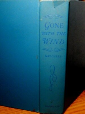 Gone With The Wind by Margaret Mitchell 1936 The Macmillan Company