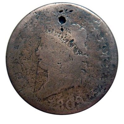 Large cent/penny 1809 entry level