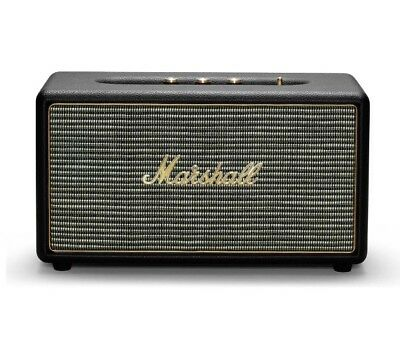 Marshall Stanmore Wireless Speaker - Black.