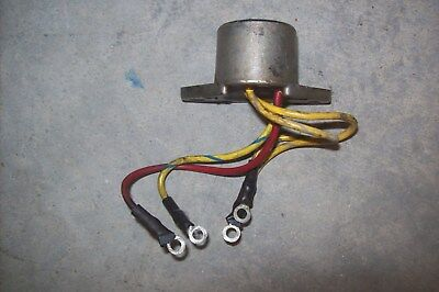 JOHNSON EVINRUDE VOLTAGE Rectifier 60 65 70 75 90 100 110