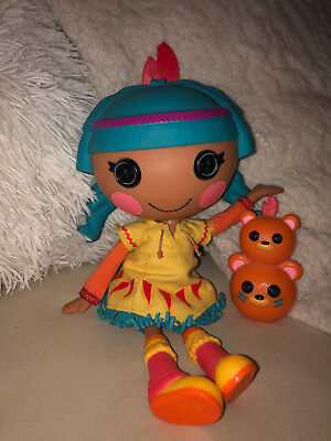 Lalaloopsy Puppe - Feather Tell-a-tale