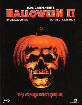 Halloween 2 , Blu-Ray , 100% uncut , NEW , english and german audio , Carpenter