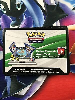 5 Sun & Moon LOST THUNDER Pokemon Booster Pack Code Cards