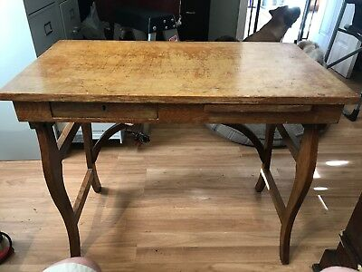 Antique writing Table 1860s