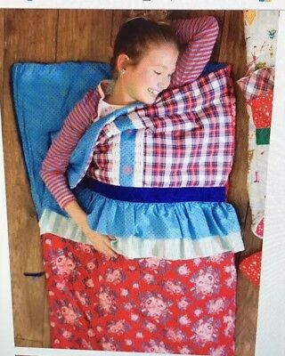 Matilda Jane Moonlight Magic Sleeping Bag Set:OS NEW