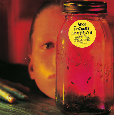 "Alice In Chains-Jar Of Flys (UK IMPORT) Vinyl / 12"" Album NEW"