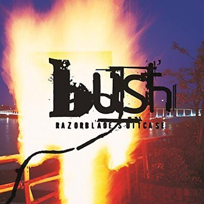 Bush-Razorblade Suitcase (2LP) (UK IMPORT) VINYL NEW
