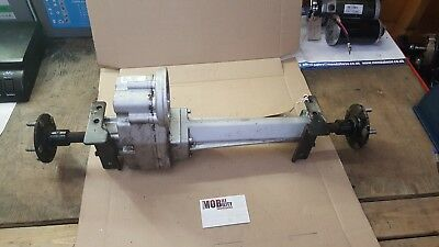 pride colt executive mobility scooter parts Transaxle Gearbox