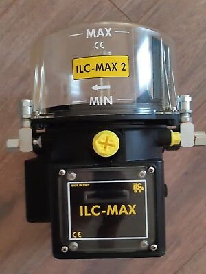 ILC MAX2 Industrial grease pump