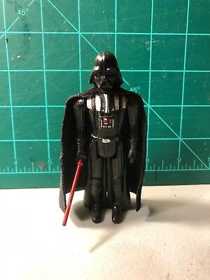 Vintage Custom Kenner Star Wars action figure Darth Vader!