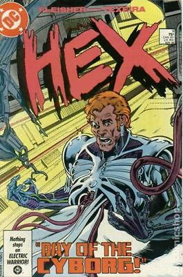 Hex (DC) #9 1986 FN Stock Image