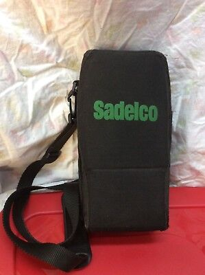 Sadelco Displaymax 800CLI CATV Signal Level Meter with carrying case