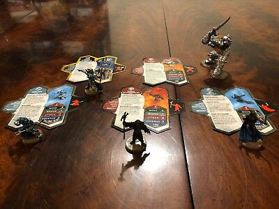 Heroscape Wave D2 Heroes Of Khorvaire Warriors Of Eberron Complete Expansion