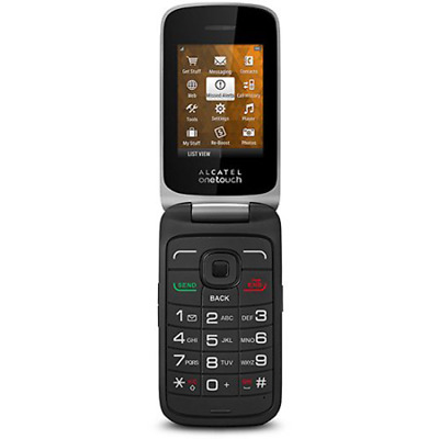 Boost Mobile Alcatel OneTouch Fling Pre Paid Cellular Phone
