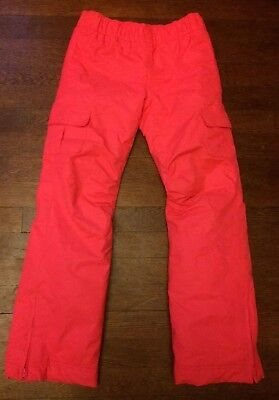 Girls Hot Pink Snow Pants Size 8 Old Navy