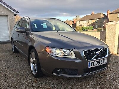 2008 Volvo V70 only 36,000 miles FVSH 1 owner stunning immaculate pristine mint