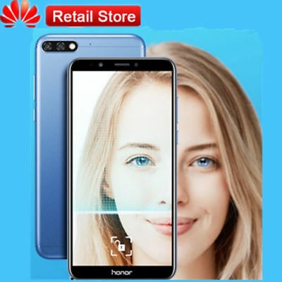 """FACE ID 18:9 5.99"""" Huawei Honor 7C 32GO/3GO Android8.0 4G Téléphone Smartphone"""