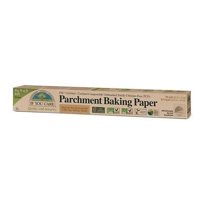 If You Care Compostable, Unbleached Parchment Baking Paper – Roll
