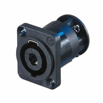 Neutrik NL4MP-ST 4 pole SpeakOn chassis connector with Screw Terminals