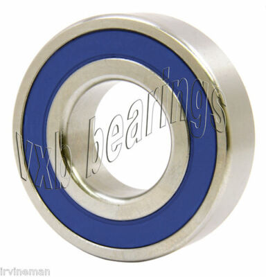 20 Ball Bearings 6000-2RS Pocket Bike Bearing 10x26 Set