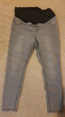 Maternity Trousers Jeans Skinny Over Bump NEW LOOK SIZE 18 20 XL XXL
