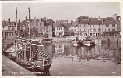 postcard anstruther