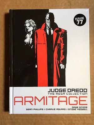 Judge Dredd The Mega Collection Issue 77 Armitage Sealed New