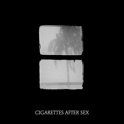 "Cigarettes After Sex CRUSH / SESAME SYRUP Partisan Records NEW VINYL 7"" SINGLE"