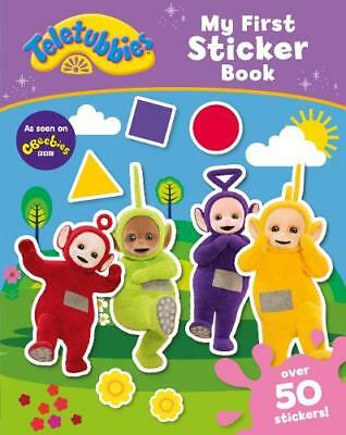 Teletubbies My First Sticker Book, Egmont Publishing UK, New