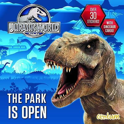 Jurassic World Picture Book, Centum Books Ltd, New