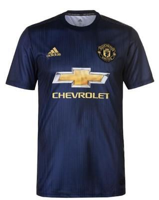 Manchester United Third Shirt 2018/19 Size S to 4XL