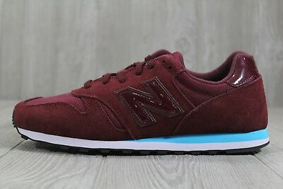 reputable site f9592 dc636 35 NEW BALANCE 373 Burgundy Running Shoes Men's Size 10 2E ML373MP