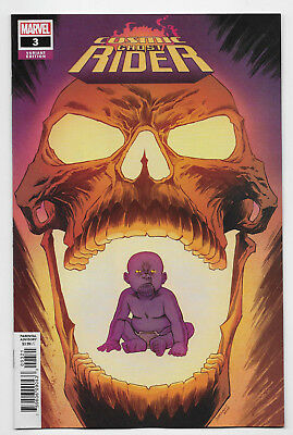 Cosmic Ghost Rider #3 Marvel Comic 2018 Declan Shalvey 1:25 Variant Cover Thanos