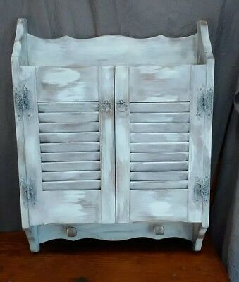 Vintage Medicine Cabinet Shabby Chic French Farmhouse