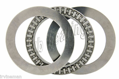 """Thrust Needle Roller Bearing 1 1/2""""x 2-3/16""""x 9/64"""" inch Imperial Dimensions 1.5"""