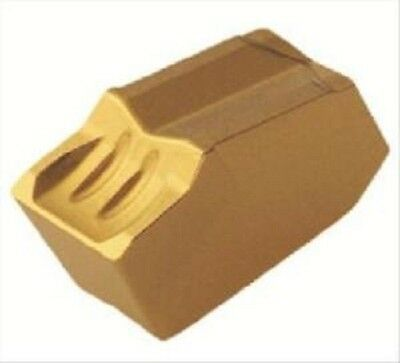 Cobra Carbide GTR-3 Coated CM14 Cut off and Grooving carbide Insert Pack of 10