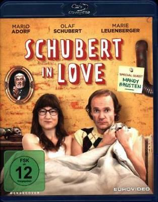 Schubert in Love, 1 Blu-ray - 90 Min. - Olaf Schubert/ Mario Adorf Blu Ray NEU