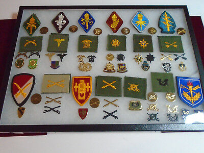 US Army Corps Collection - Special Forces, Transportation, Military Police, Etc.
