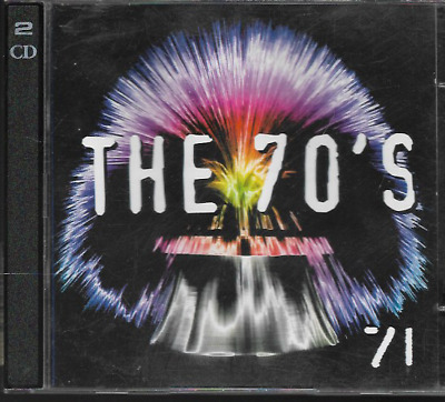 The 70's 24 Hits Cd Timelife (Time Life) 1971 (71) 2 Cd Set Vgc